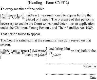 the children young persons and their families act 1989 Note: pursuant to s 437a of the children, young persons, and their families act 1989, any report of this proceeding young persons, and their families act 1989.